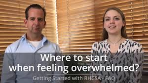 where to start when feeling overwhelmed to study for the rhcsa