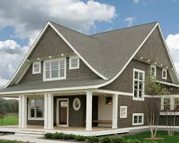 schemes exterior house color ideas with red roof chocoaddicts