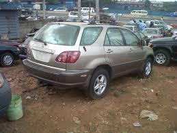 price of lexus jeep a tokunbo toyota rs300 lexus jeep 2000 model autos nigeria