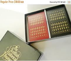 30 sale boxed card decks complete w jokers card
