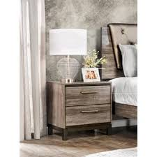 Rustic Pine Nightstand Rustic Nightstands U0026 Bedside Tables Shop The Best Deals For Nov