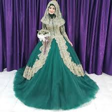 wedding dress for muslim muslim gown wedding dress turkish islamic women bridal gown