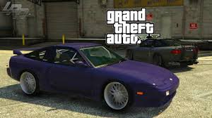 nissan 180sx modified nissan 180sx type x gta v carmods youtube