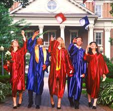 high school cap and gown prices high school caps and gowns by oak cap gown
