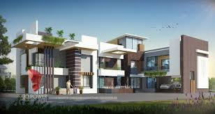 Row House Front Elevation - bungalow house plans udaipur 3d power