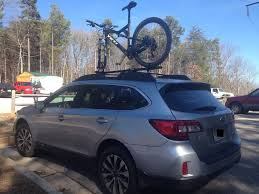 Subaru Forester 2014 Roof Rack by Mtb U0027r Subaru Shopping Outback Or Forester Mtbr Com