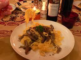 cuisine et vin de file truffes pâtes et vin de vrhunsko à istria croatie jpg