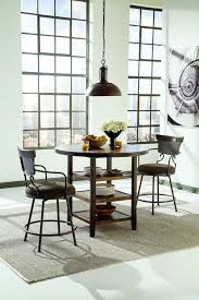 Ashley Dining Room Tables And Chairs Amazon Com Ashley Furniture Signature Design Moriann Counter