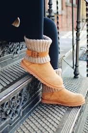 s fashion ugg boots australia ugg australia s fold knit sheepskin boot for the