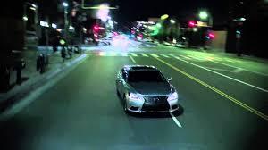lexus ls parkers advanced pre collision system the 2013 lexus ls innovation series