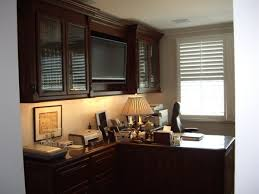 home office with tv custom home office design for a stock broker with a built in tv