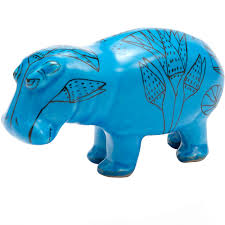 best selling home decor the met store statuette of a hippopotamus sculpture