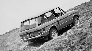 first land rover 45 years of british design land rover