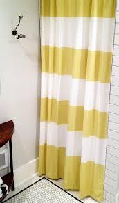 bathroom best white shower curtain for bath room decoration