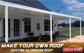 Aluminum Awning Kits Aluminum Porch Miami