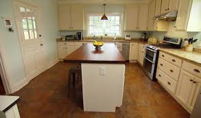 adding a kitchen island the efficient kitchen today s homeowner with danny lipford