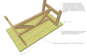 Ana White Truss Coffee Table Diy Projects by Ana White Truss Coffee Table Diy Projects