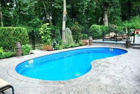 small pools for small yards small inground pool ideas awesome small pool kits small inground
