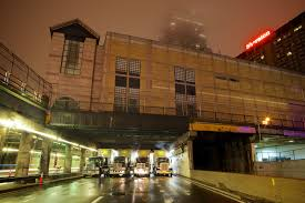 i 90 hynes tunnel ceiling removal project boston howard stein