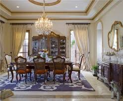 Traditional Victorian Colonial Formal Dining Room Photos - Formal dining room
