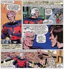 X Men Kink Meme - erik and charles in comics canon part 1 erik charles community