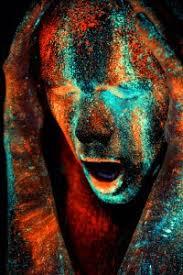 Face Paint Spray - paint spray face drunk tiki