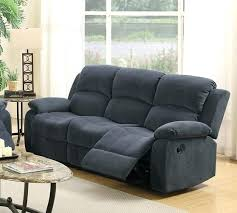 fabric reclining sofa canada couch with console transformer