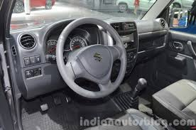suzuki jimny suzuki jimny ranger special edition interior dashboard steering at