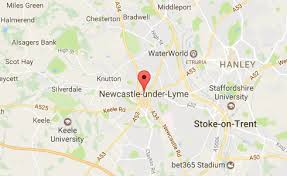map of newcastle lyme car removals newcastle lyme buy all cars for runners