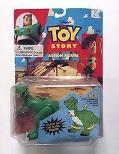 rare toy story 2 dinosaur rex rex star bean beanbag disney