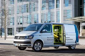 volkswagen minibus 2016 vw imagines mobile office in the back of a van auto express