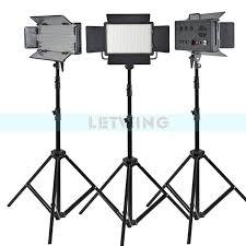 Led Photography Lights Aliexpress Com Buy Yellow Version Godox 1500w 3x Led 500w Photo