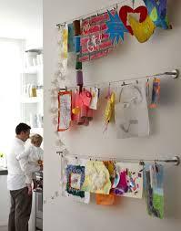 best 25 hanging kids artwork ideas only on pinterest display