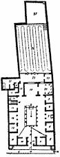 Villa Rustica Floor Plan by Ten Books On Architecture By Vitruvius