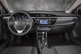 New Focus Interior 2014 Toyota Corolla Vs 2014 Ford Focus Toyota Of River Oaks
