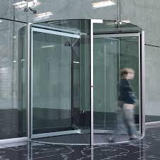 atrium sliding glass doors dorma ktv atrium plus revolving door u2013 clear by design