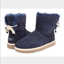 s ugg australia navy selene boots the 25 best ugg black boots ideas on