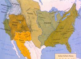 A Map Of The Usa by Early America Early Native American Societies Prior To European