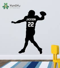 Jersey Home Decor Online Get Cheap American Football Jersey Numbers Aliexpress Com