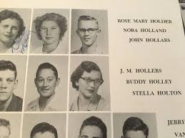 find high school yearbooks original 1953 buddy high school yearbook 1953 might be his