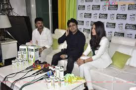 shoot of preity zinta for face cream roop mantra as brand ambassador