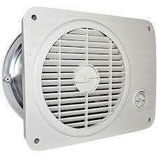 reversible wall exhaust fans suncourt thru wall fan hardwired variable speed tw208p the home depot