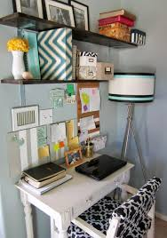 How To Get Organized At Home by Restoration Beauty How To Organize A Small Office Work Space