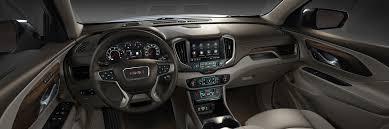 gmc terrain back seat interior features 2018 terrain denali small luxury suv gmc