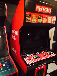 Neo Geo Arcade Cabinet Neo Geo 6 Slot Restoration Archive Klov Vaps Coin Op Videogame