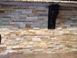 kitchen backsplash superb peel and stick kitchen stone