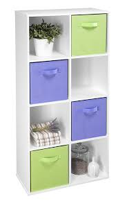 Closetmaid Cubeicals Instructions Amazon Com Closetmaid 420 Cubeicals Organizer 8 Cube White
