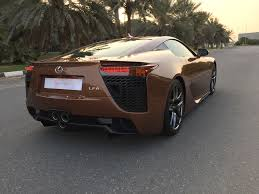 lexus lfa f sport price used brown lexus on sale for 645 000 the drive