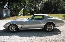 corvette values 1974 corvette t top coupe corvette sales