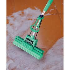 Floor Mop by Floorwiz Pro W Brush Floor Mop U0026 Window Cleaner 11street